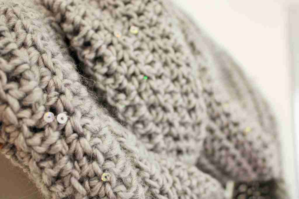 Quick Easy Scarf Beginners Crochet Pattern