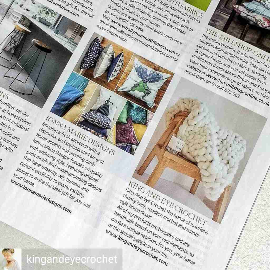 king and eye country living magazine