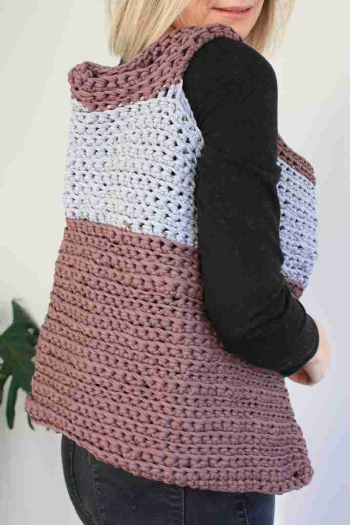 Easy Crochet Tote Bag Free Pattern