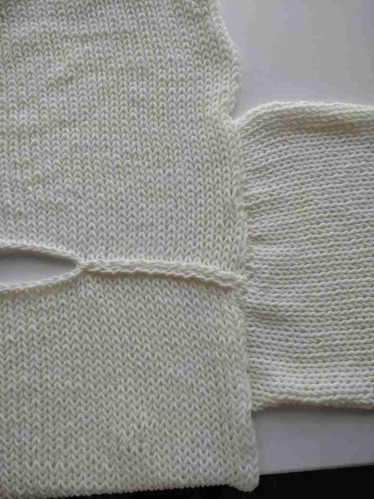 How To Sew A Knit Sweater