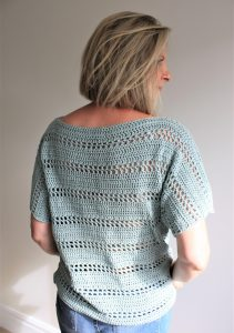 Easy Summer Top Crochet Pattern
